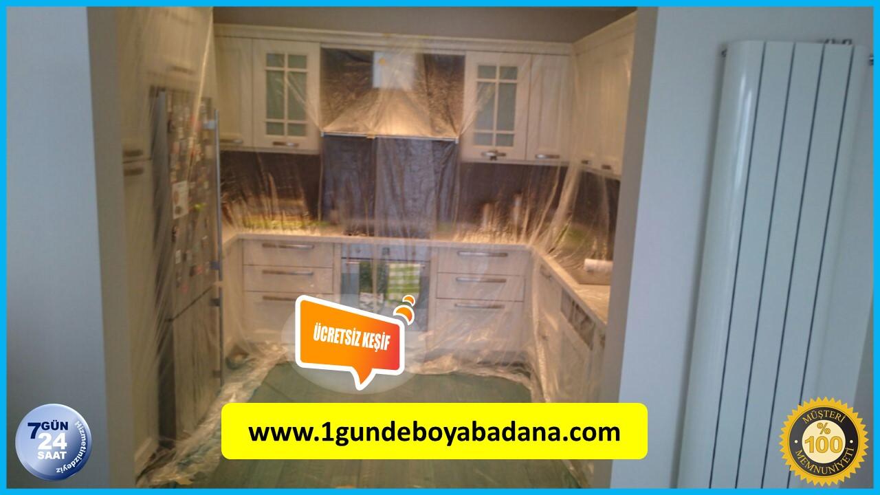 1 Günde Boya ® 0535 964 89 24